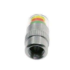 Image 3 - 4 pçs sensor de pressão dos pneus do carro 2.2 2.4 2.5 barra válvula tampa da haste alarme pressão dos pneus ar alerta kit ferramentas monitoramento pressão dos pneus