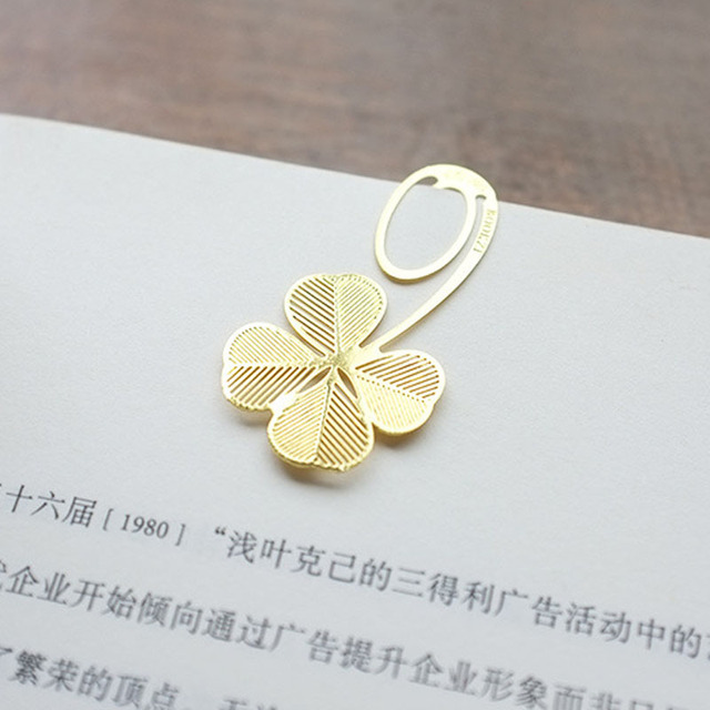 NEW Creative Metal Bookmarks/book line marker/Cartoon Paper Clip/Office&School/ Fashion Gift G134