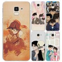 Detective Conan Transparent Samsung Phone Case