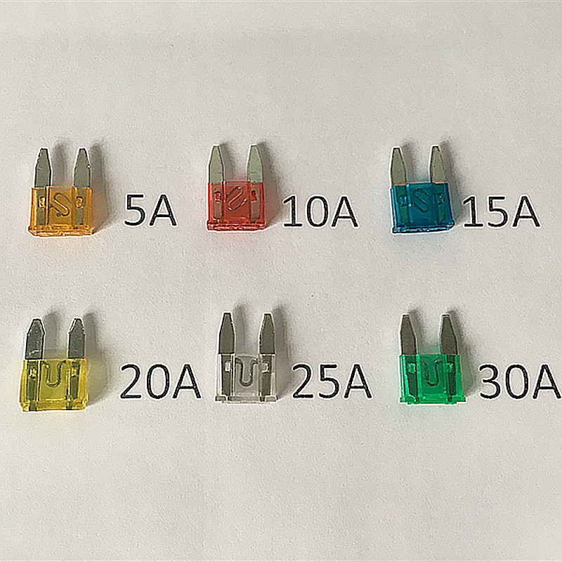 120pcs Auto Automotive Car Boat Truck Blade Fuse Box Assortment 5A 10A 15A 20A 25A 30A+BoX standard 120pcs set auto automotive car boat truck blade fuse box assortment 5a 10a 15a 20a 25a 30a power tool accessories