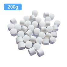 200g Swimming Pool Instant Disinfection Tablets Chlorine Dioxide Effervescent Tablets Disinfectant Chlorine Tablets Chlorine цена и фото