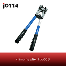 HX-50B crimping tool crimping plier 2 multi tool tools hands Copper Tube Terminal Crimping Tool stud crimping tool for metal profile matrix 87951