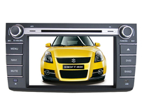 WINCE 6,0 dvd плеер автомобиля подходит для suzuki swift 2004 2005 2006 2007 2008 2009 2010 CAR Audio мультимедийный плеер gps Navi ставку радио
