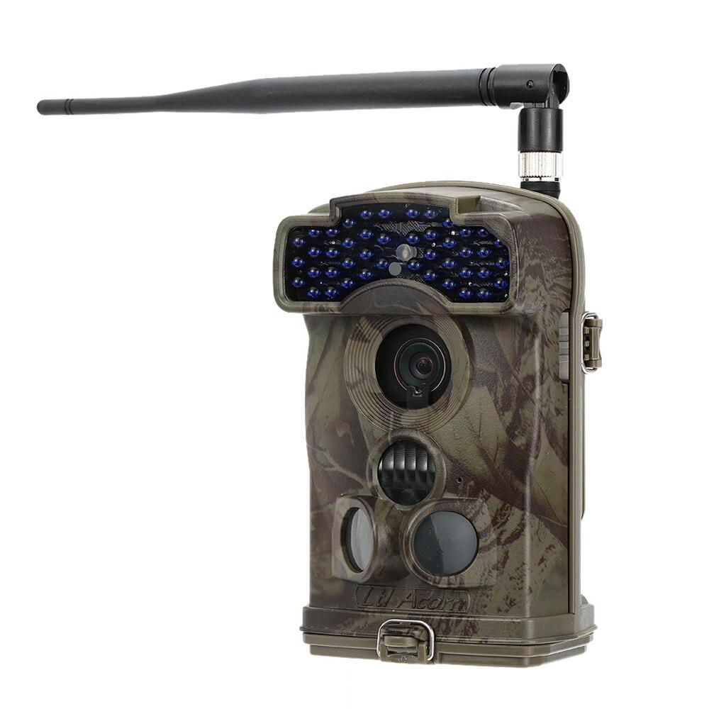 Intelligent Ltl Acorn 6310wmg Trail Game Scouting Faune Chasse 12mp Hd Caméra Numérique 940nm Ir Led Enregistreur Vidéo Résistant à La Pluie