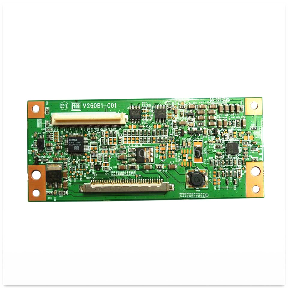 100% tested good working High-quality for original second-hand V260B1-C01 logic board steinmeyer часы steinmeyer s801 13 21 коллекция figure skating