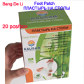 2 boxes=40pcs natural herbs detox foot patch foot toxin plaster Detox Foot Pads with Adhesive clean body toxin patch