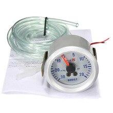 """Автомобиль """" 52 мм масло/давление воды/температура вольт Boost калибровочный тахометр метр"""