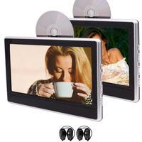 Eincar dvd плеер автомобиля 11.6 ''ультратонкий HD подголовник автомобиля dvd плеер Мониторы сиденье в автомобиле Развлечения HDMI USB SD Дистанционное