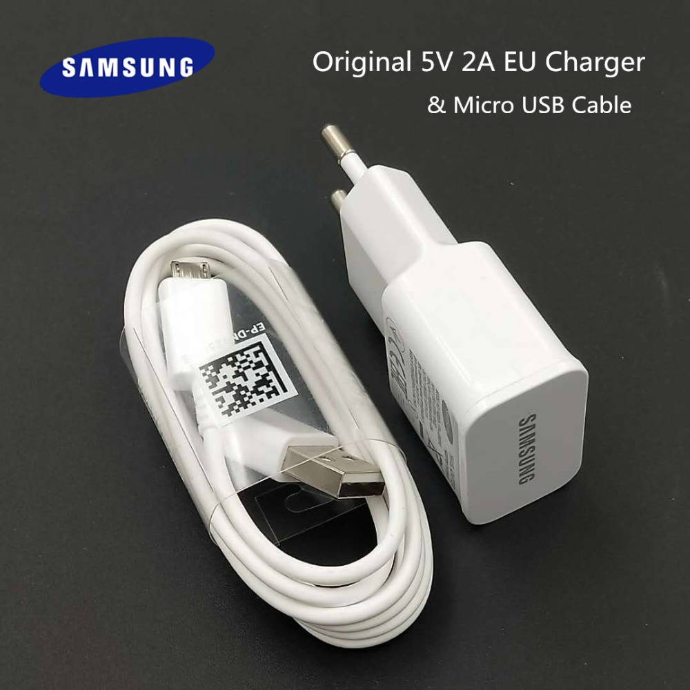 Samsung Wall-Adapter Note Micro-Usb-Cable S7-Edge Travel S6 for Galaxy J3 J5 J7 4-5/A3/A5 title=