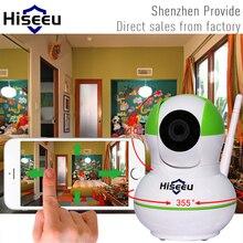 Высокое Качество HD 720 P Беспроводная Ip-камера Wi-Fi Камера Ночного Видения IP Сетевая Камера Радионяня ВИДЕОНАБЛЮДЕНИЯ WI-FI P2P Onvif 433 МГц FH6
