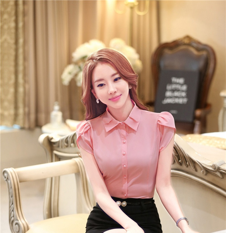 Compare Prices on Pink Uniform Shirts- Online Shopping/Buy Low ...