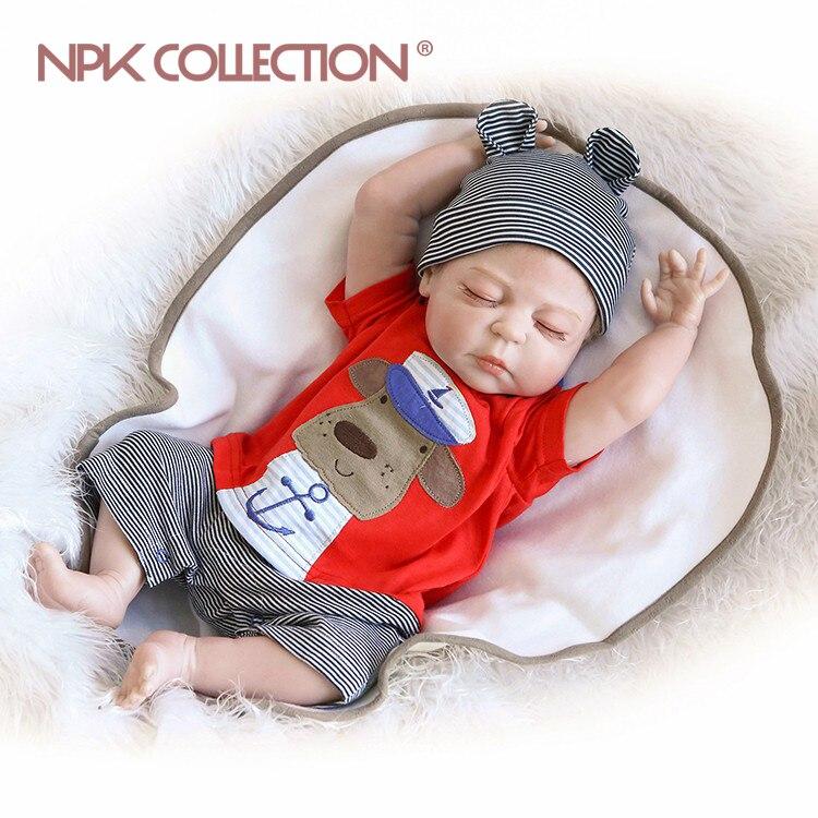23inch New free shipping hotsale reborn baby doll full vinyl body doll drawing victoria so truly