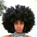 Afro Kinky Curly Lace Front Human Hair Wigs 8A Brazilian Full Lace Human Hair Wigs For Black Women Full Lace Wigs Bleached Knots