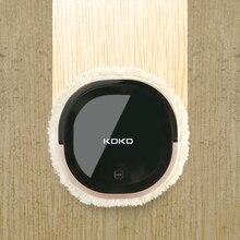 KOKO оригинальная Беспроводная электрическая автоматическая Швабра робот-щетка для мытья мокрого пола