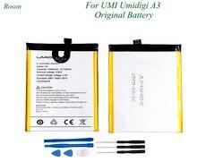 Roson Cho UMI Umidigi A3 A3 Pro Pin 3300MAh 100% Mới Thay Thế Các Bộ Phận Điện Thoại Phụ Kiện Accumulators Với Dụng Cụ