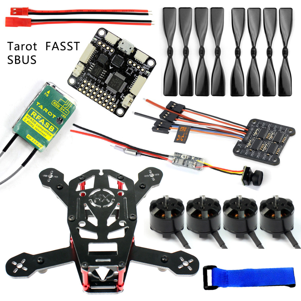 DIY 150 MINI FPV Racing Drone Kit H150 Frame 1104 4000KV Motor 12A ESC SP Racing F3 Flight Control VTX+CAMERA 25mw Tarot RFASB jm 6111 69 in 1 multifunctional screwdriver sets mobile computer teardown repair kit