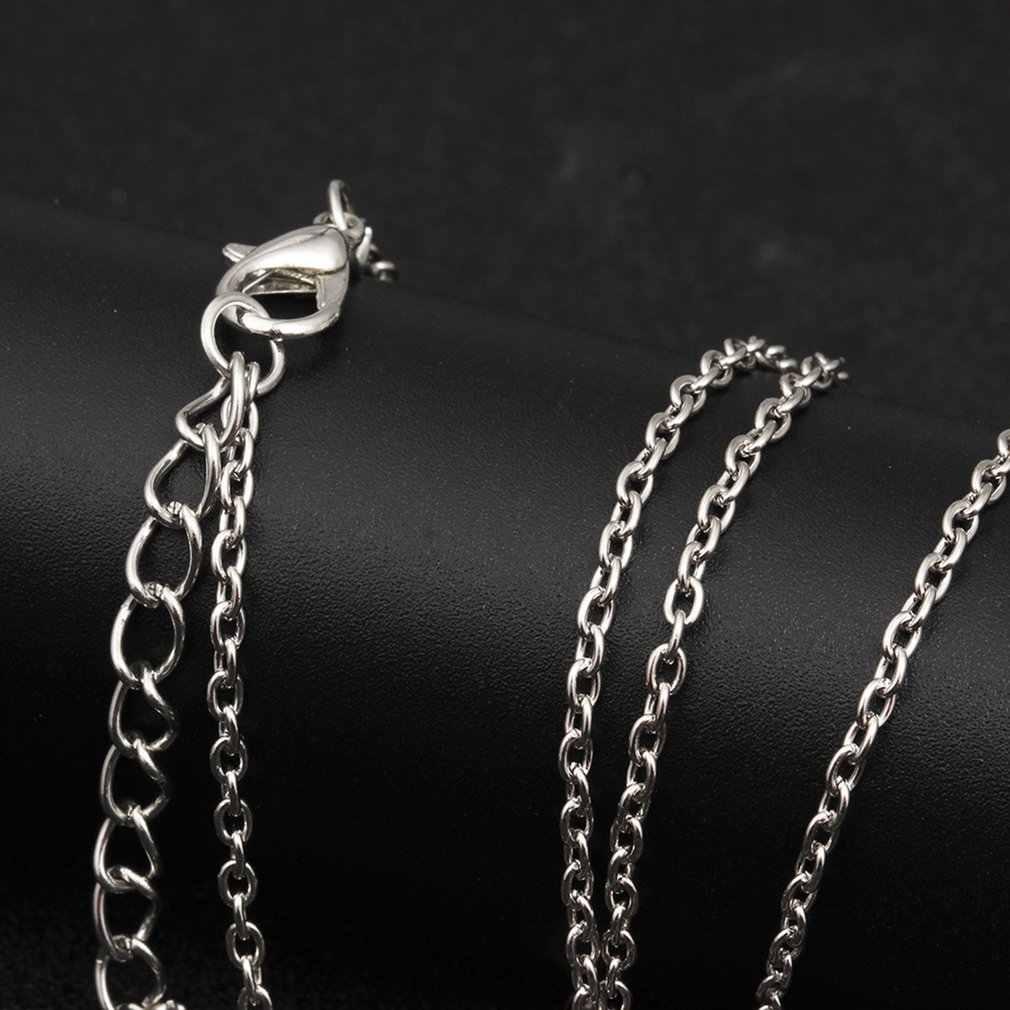 Unikatowy męski fajny hip-hopowy styl anioł w kształcie wisiorek strasy naszyjnik biżuteria łańcuszek łańcuch sweter