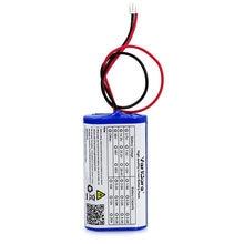 VariCore 7,2 V/7,4 V/8,4 V de litio 18650 batería 2200 mA akku megaphon lautsprecher schutz bord 2.2A Paquete de batería