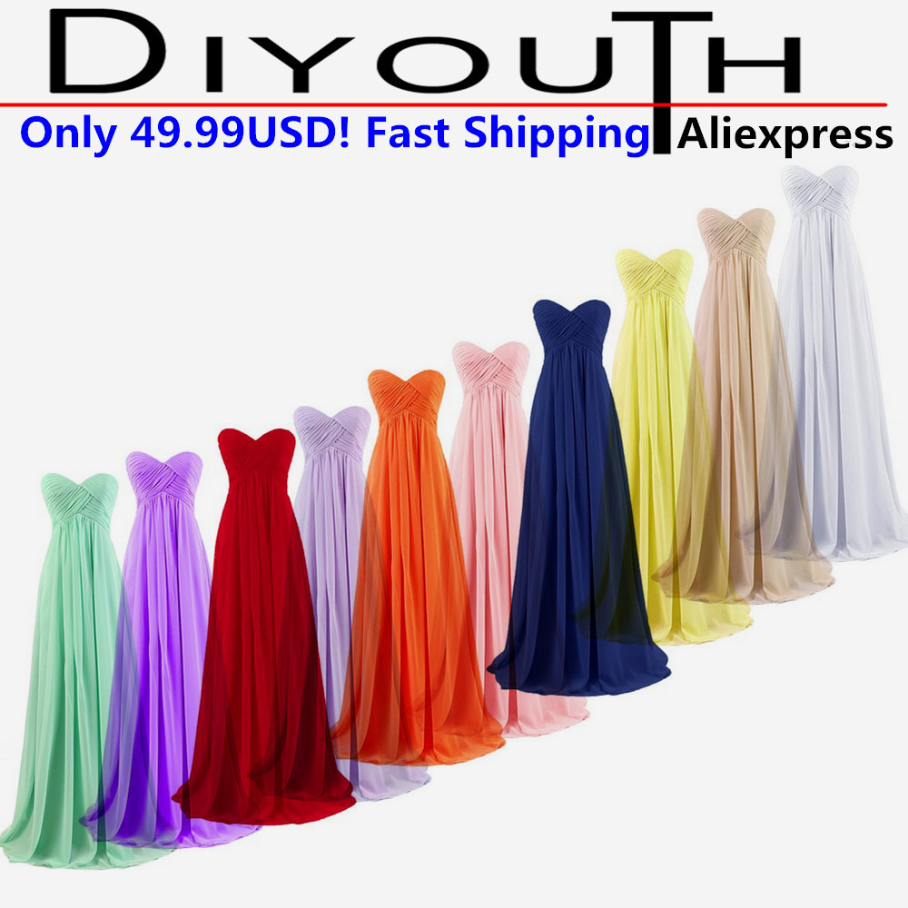 Coral Wedding Gowns: 2014 Mint Green Prom Dresses Long Bridesmaid Dress Purple