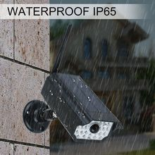 3W SMD2835 Solar Light Garden Lamp LED Outdoors Creative Monitor Shape Sensor Waterproof