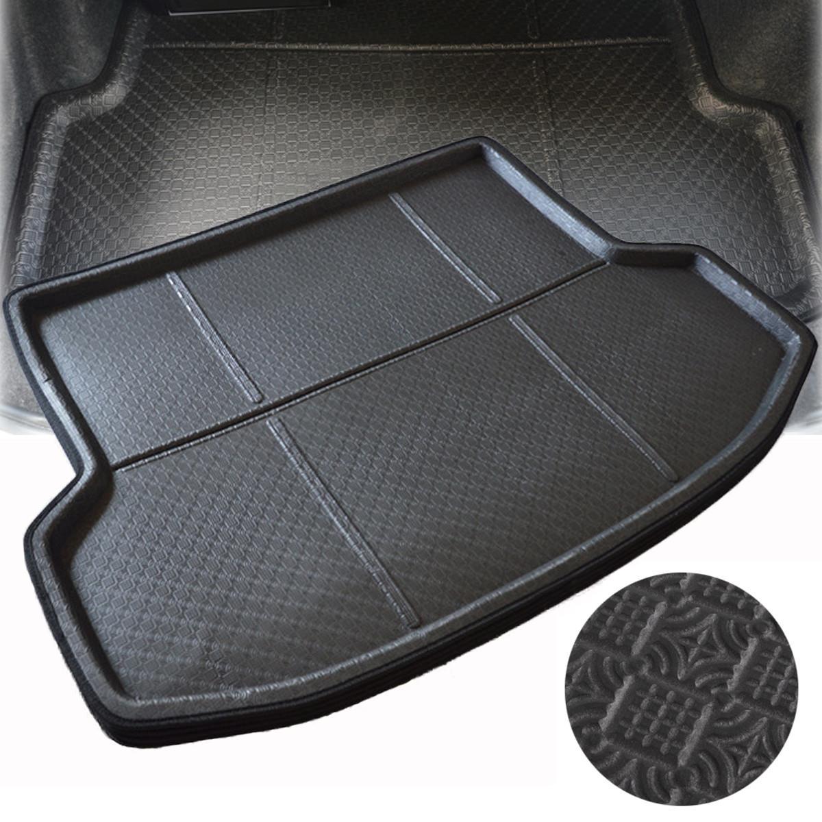 Rear Trunk Car Cargo Mat Floor Protector Waterproof Cargo Liner For Hyundai IX35 2010 2015 EVA