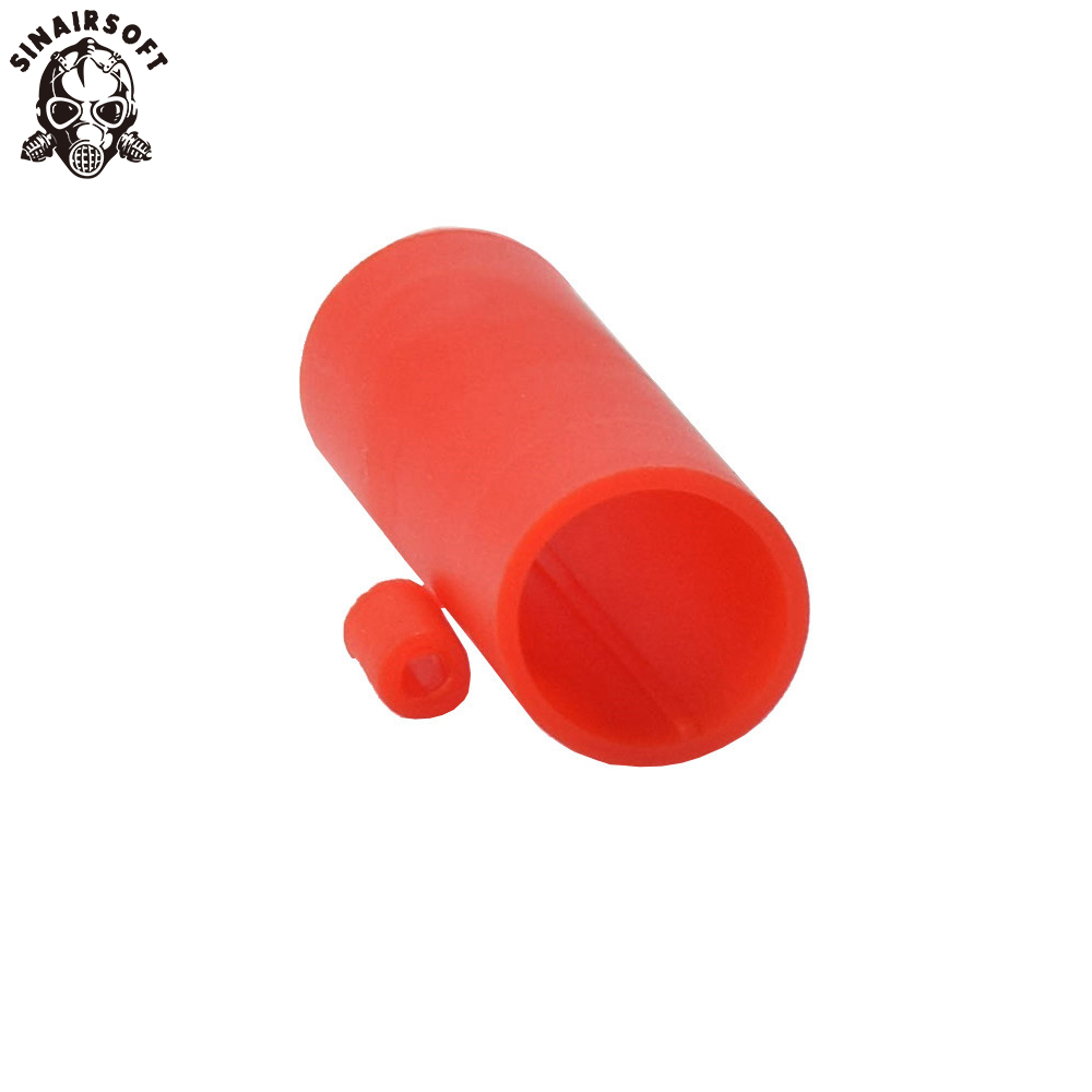 SINAIRSOFT SHS 60 Degree Hard Type Improved Hop Up Bucking Rubber Shooting Paintball Airsoft AEG Hunting