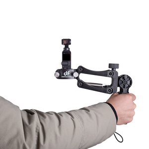 Image 2 - Sniper Spring Single handle Z axis for DJI OSMO POCKET/2 ZHIYUN Smooth 4 for Smartphone & Action Camera Gimbal stabilizer