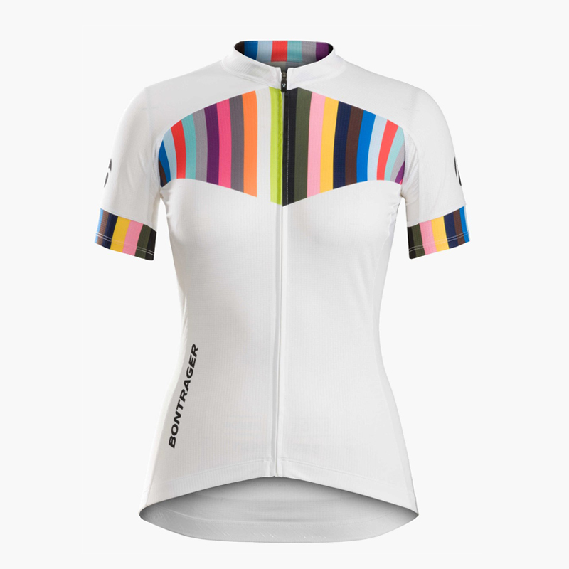 100% Polyester New Pro Women's Mtb Road Cycling Jersey/Summer Breathable Quick Dry Bicicletas Bike Clothing Bicycle Wear Shirt