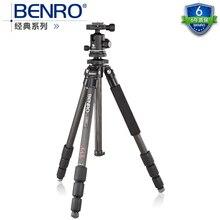 Benro paradise c1580tb1 classic series carbon fiber tripod slr set