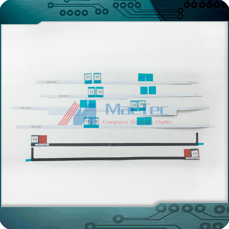 NEW 076-1444 076-1419 LCD Display Tape Adhesive Repair kit for Apple iMac 27 A1419 Strip Glue Stickers 2012 2013 2014 2015