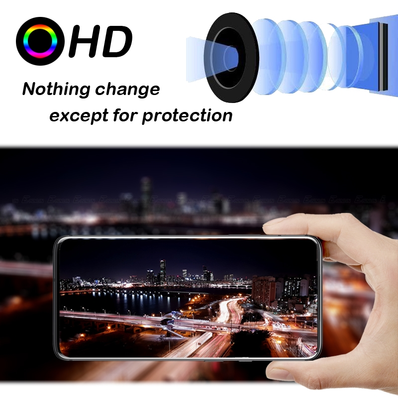 Image 5 - Back Camera Lens Clear Tempered Glass For One Plus OnePlus 7 7T Pro 5G 6T 6 5T 5 2 3T 3 X A6010 Screen Protector Protective Film-in Phone Screen Protectors from Cellphones & Telecommunications