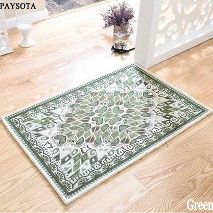 Paysota Karpet Alami Hijau Daun Tikar Ruang Tamu R Tidur Di Dari Rumah Taman Aliexpress Alibaba Group
