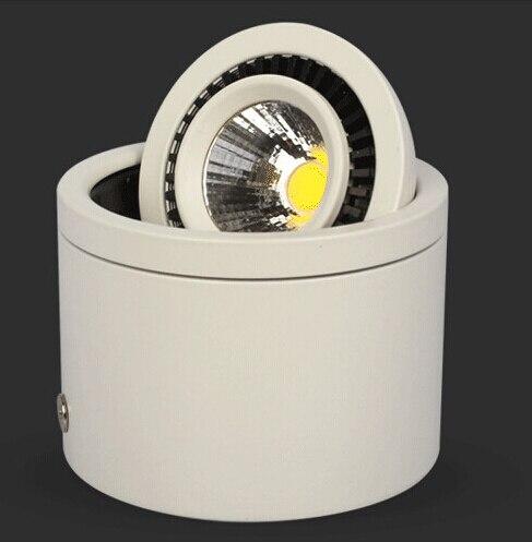 Gyári nagykereskedelem Fehér héj 10W meleg fehér / hidegfehér - Beltéri világítás