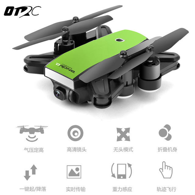 OTPRO GPS RC Quadcopter PV Drone With 720P Camera gps drones wifi fvp camera  2.4G 6Axis RTF Altitude Hold VS RC Helicopter