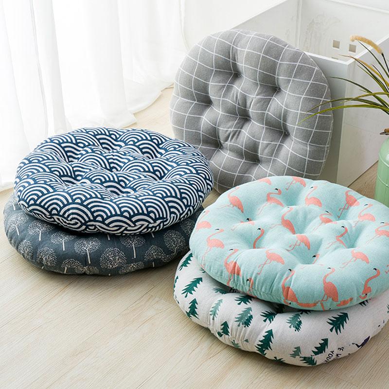 Cojines para sillas de jardin patio chair tatami cushion round cojines circular thickening pad - Cojines de jardin ...
