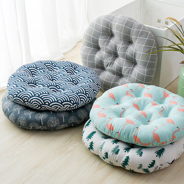 Cojines Para Sillas De Jardin Patio Chair Tatami Cushion Round