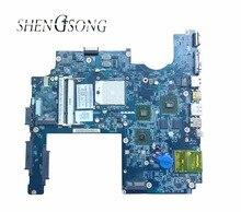 Free Shipping Original laptop motherboard for HP Pavilion DV7 503395-001 JBK00 LA-4092P Socket S1 DDR2 fully tested