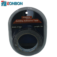 Free Shipping EONBON 25MM X 5M Black Waterproof Anti-Skid Tape For Stairs , Floor Safety Tape
