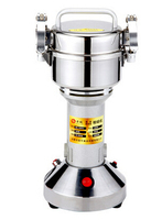 Superfine powder Mills150g 220V food grade Stainless steel portable type Electric Grinding mill grains machine