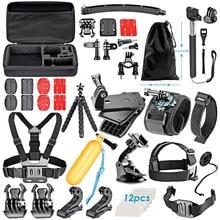 Neewer экшн-камера набор аксессуаров для всех брендовых спортивных камер: Sjcam DBPOWER AKASO APEMAN WiMiUS QUMOX Lightdow Campark