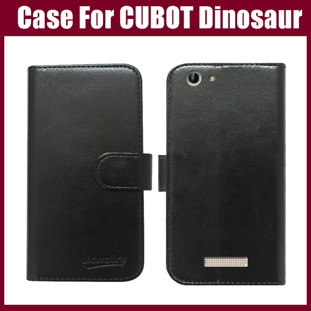 CUBOT Dinosaur Case New Arrival 6 Colors High Quality Flip PU Leather Exclusive Protective Cover Case For CUBOT Dinosaur Case