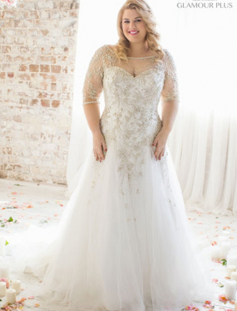 Wedding robes philippines for Plus la taille des robes de mariage formel