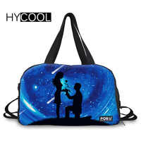 HYCOOL Sports Gym Bag For Fitness Yoga Bag Outdoor Athletic Training Handbag Separate Space For Shoe Multifunction Women Gym Bag