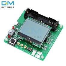 Medidor de condensador de pantalla Digital Inductor, bricolaje, MG328, a prueba multifunción, placa PCB electrónica, nueva versión