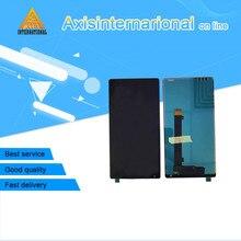 """Para 6.4 """"Xiaomi mi MEZCLA Axisinternational pantalla Lcd + Touch panel digitalizador blanco/negro color de envío gratis"""