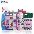 Nueva 3d lindo niños pastillas frío lágrimas case para iphone 5s cubierta suave para el iphone se 5c cajas del teléfono 6 6 s 7 más vibraciones positivas aerosol