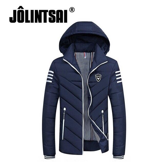 44d9c3b387594 New Brand Winter Jackets Men Casual Parkas Striped Thick Jacket Men Hooded  Warm Men s Coat Fashion Outwear Plus Size 6XL 7XL 8XL