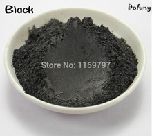 Black color nail polish pigment, Pearlescent powder,mica effect pigment, DIY eyeshadow makeup powder цена