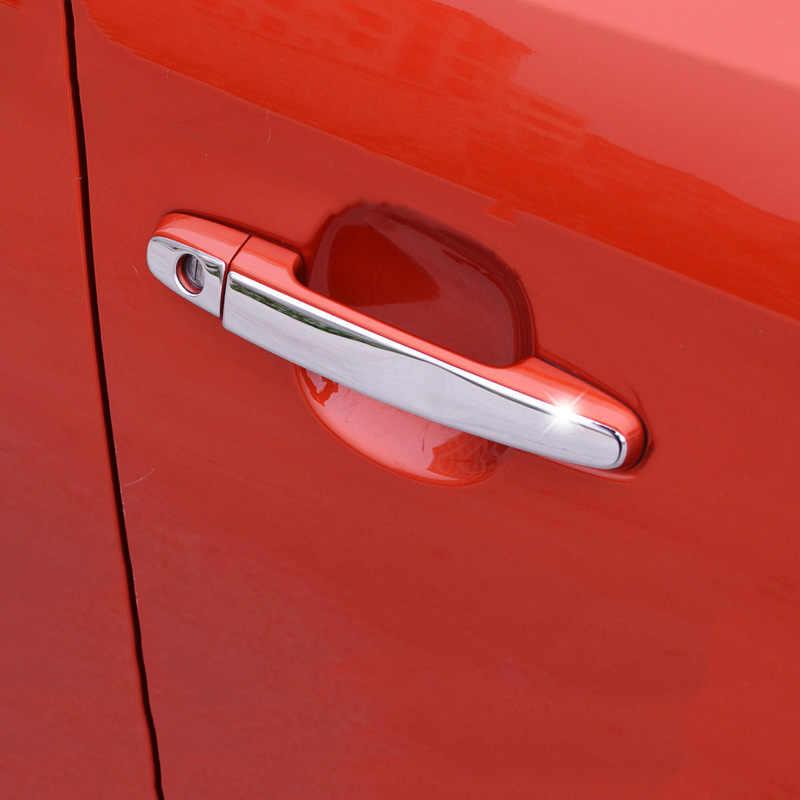 フィットトヨタカムリ AURION でクルーガーシエナアバロンレクサス GX470 RX350 ステンレス鋼ドアハンドルカバートリム成形スタイリングベゼル
