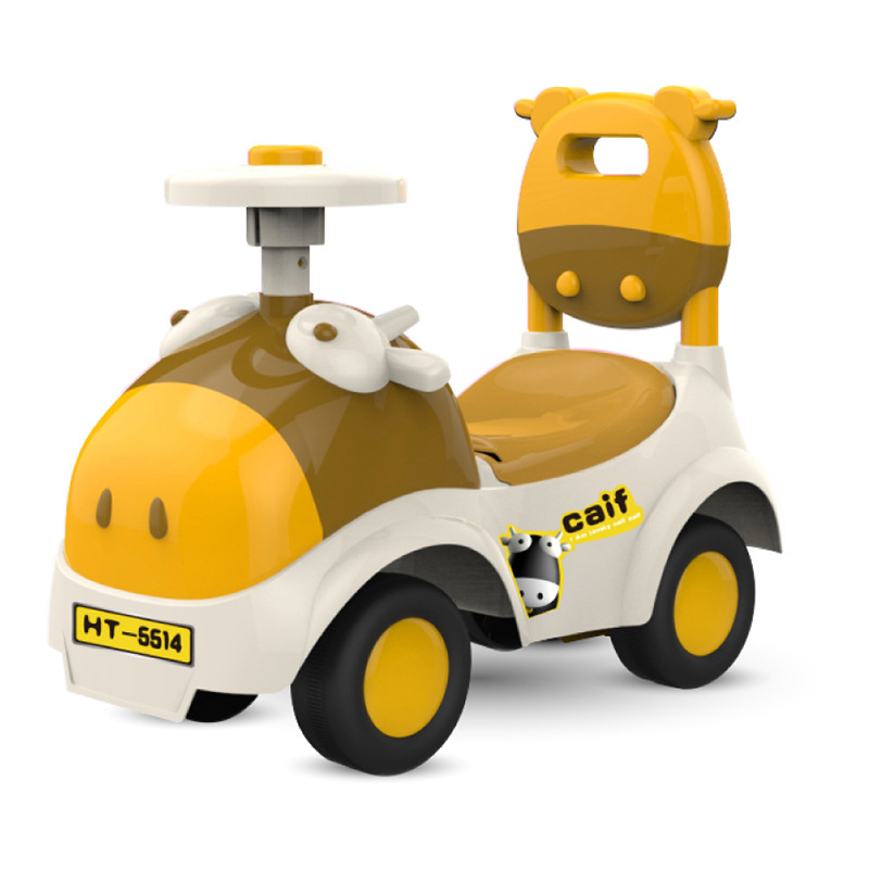 Car Toys Product : New stroller music upgrade children walkers ride on cars